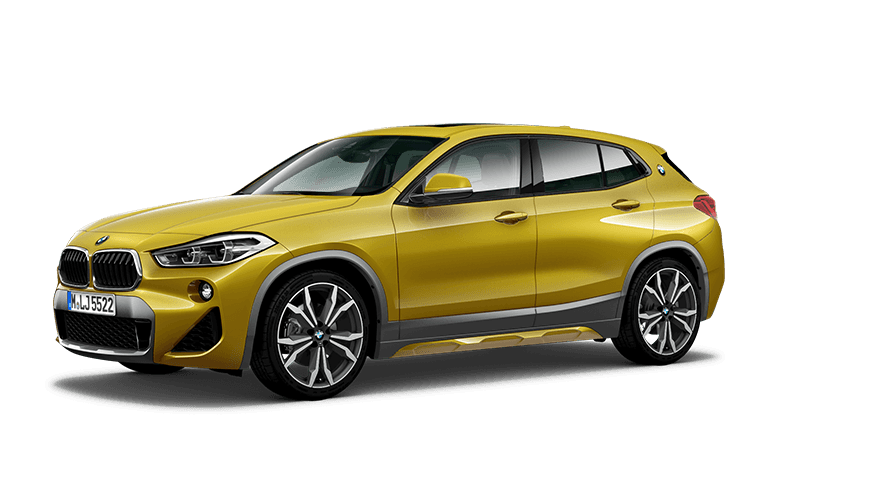 BMW X2 en Madrid