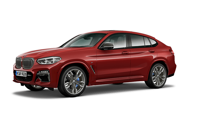 BMW X4 en Madrid