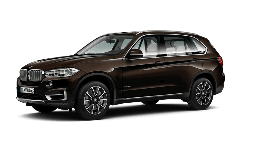 BMW X5 en Madrid